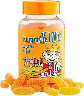 3 Pack, Gummi King Vitamin-C Supplement, Orange, 60 Count