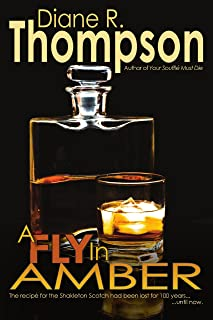 A Fly in Amber English Edition