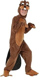 kids beaver costume