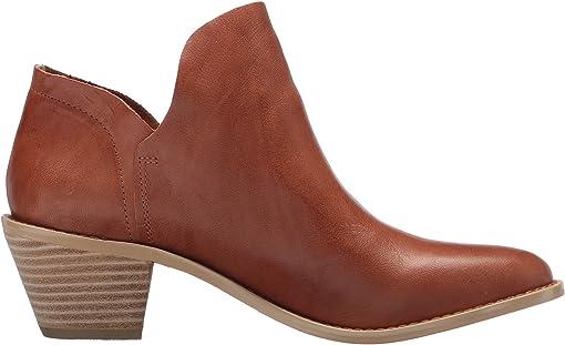 Russet Veg Leather