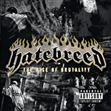 hatebreed the rise of brutality album