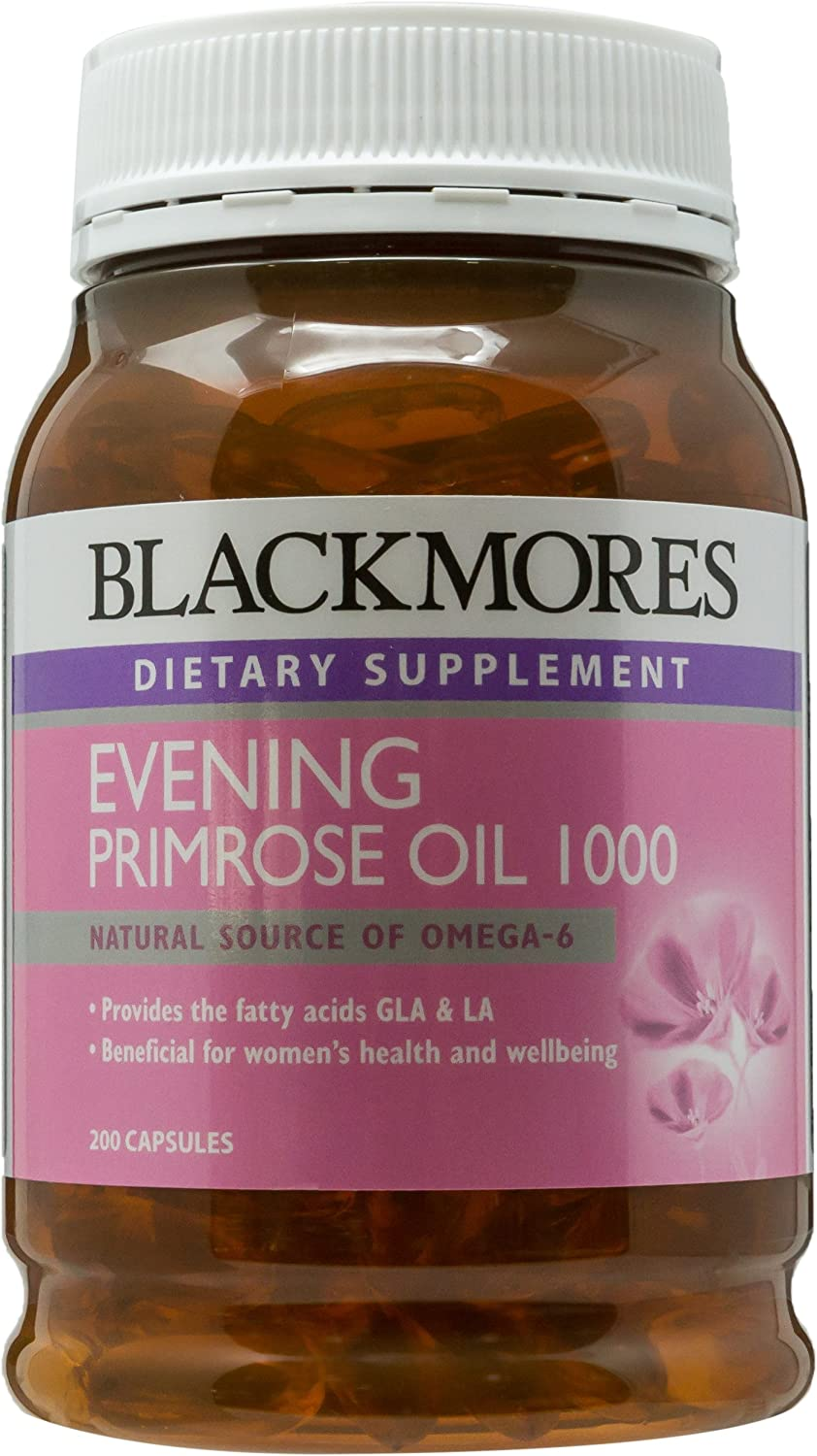 Washington Mall Blackmores Evening Primrose Safety and trust Oil 200caps 1000mg