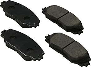 Genuine Toyota (04465-AZ018-TM) Brake Pad