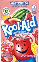 Kool-Aid Unsweetened Watermelon Powdered Drink Mix, Caffeine Free, 0.15 oz Packet