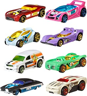 UPD Hot Wheels 2019 Disney 90th Anniversary Edition Exclusive - Disney Mickey and Friends Car - Styles May Vary