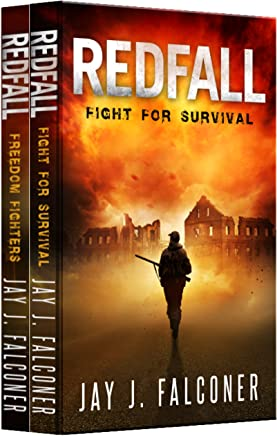 Redfall: Boxed Set (American Prepper Series)