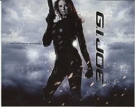 G.I. Joe: The Rise of Cobra Sienna Miller 8x10 Poster Photo #1