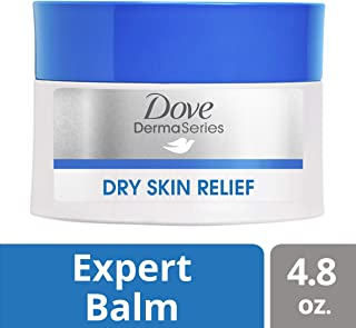 Dove Dermaseries Fragrance-Free Skin Balm for Dry Cracked Skin, 4.8 Ounce