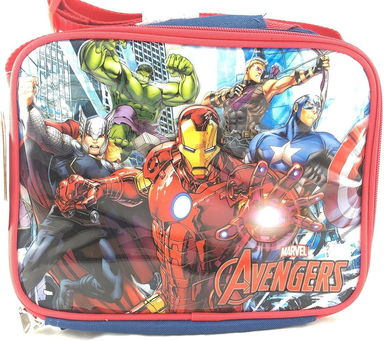 Marvel 2016 Avengers Lunch Bag Box-A05867 B01E60C36S    Hohe Qualität und Wirtschaftlichkeit