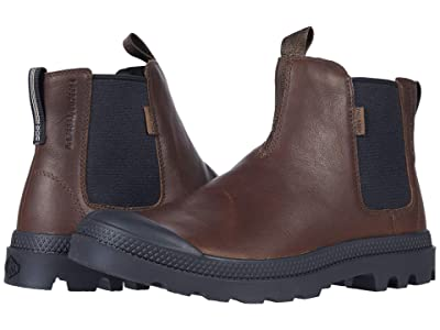 Palladium Pampa Chelsea (Bison) Lace-up Boots