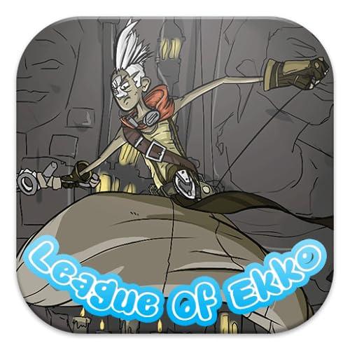 League Of Ekko