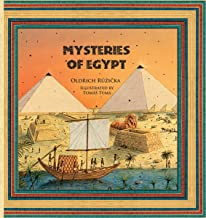 Mysteries of Egypt (Shape Books)
