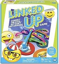 Emoji Linked Up Game Board Game