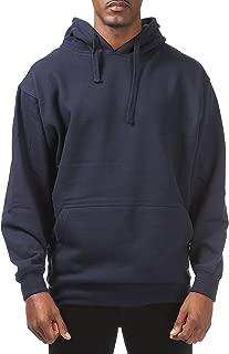 black pro club hoodie