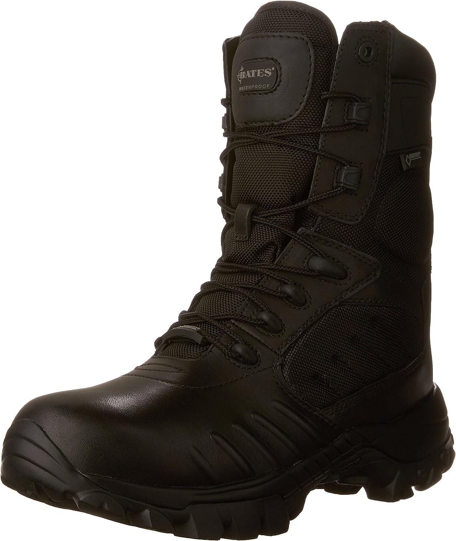 Bates Men's E02500 Uniform CSA 8' Boot