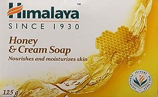 Himalaya Honey and Cream Soap, 125g (Pack of 6)