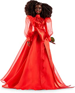 Barbie Collector Mattel 75th Anniversary Doll in Red...
