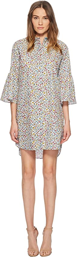 Paul Smith - Floral Print Cotton Dress