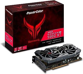PowerColor Red Devil Radeon RX 5600 XT 6GB (AXRX 5600XT 6GBD6-3DHE/OC)