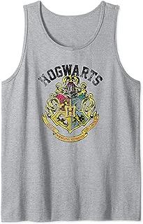 Harry Potter Hogwarts Crest Tank Top