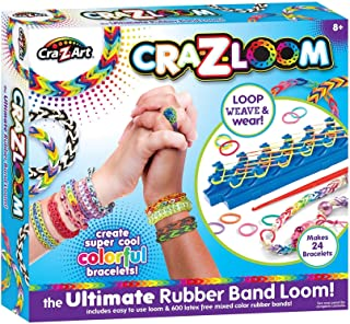 Cra-Z-Art CRA-Z-Loom Ultimate Set Craft
