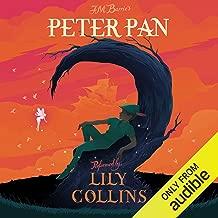 peter pan audiobook lily collins