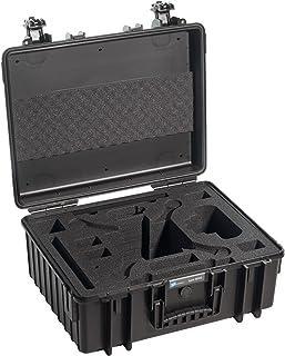 B&W outdoor.cases type 6000 met DJI Phantom 3 Standard / 3 Advanced / 3 Professional Inlay - Het origineel