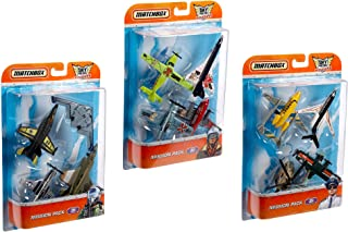 Matchbox: Sky Busters 4 Pack (styles may vary)