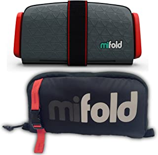 mifold Booster and Carry Bag, Slate Grey