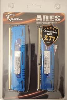 G.SKILL Ares Series 8GB (2 x 4GB) 240-Pin SDRAM DDR3 1600 (PC3 12800) Desktop Memory F3-1600C9D-8GAB