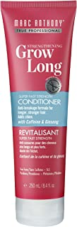 Marc Anthony Grow Long Biotin Conditioner for Hair Growth & Breakage - Keratin, Vitamin E & Grapeseed Oil for Hair- Sulfate Free Deep Conditioner, Color Safe Product for Fine, Dry Damaged & Curly Hair