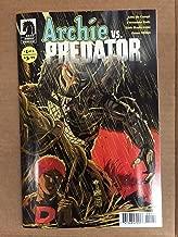 Archie Vs Predator #1 Francivilla Variant
