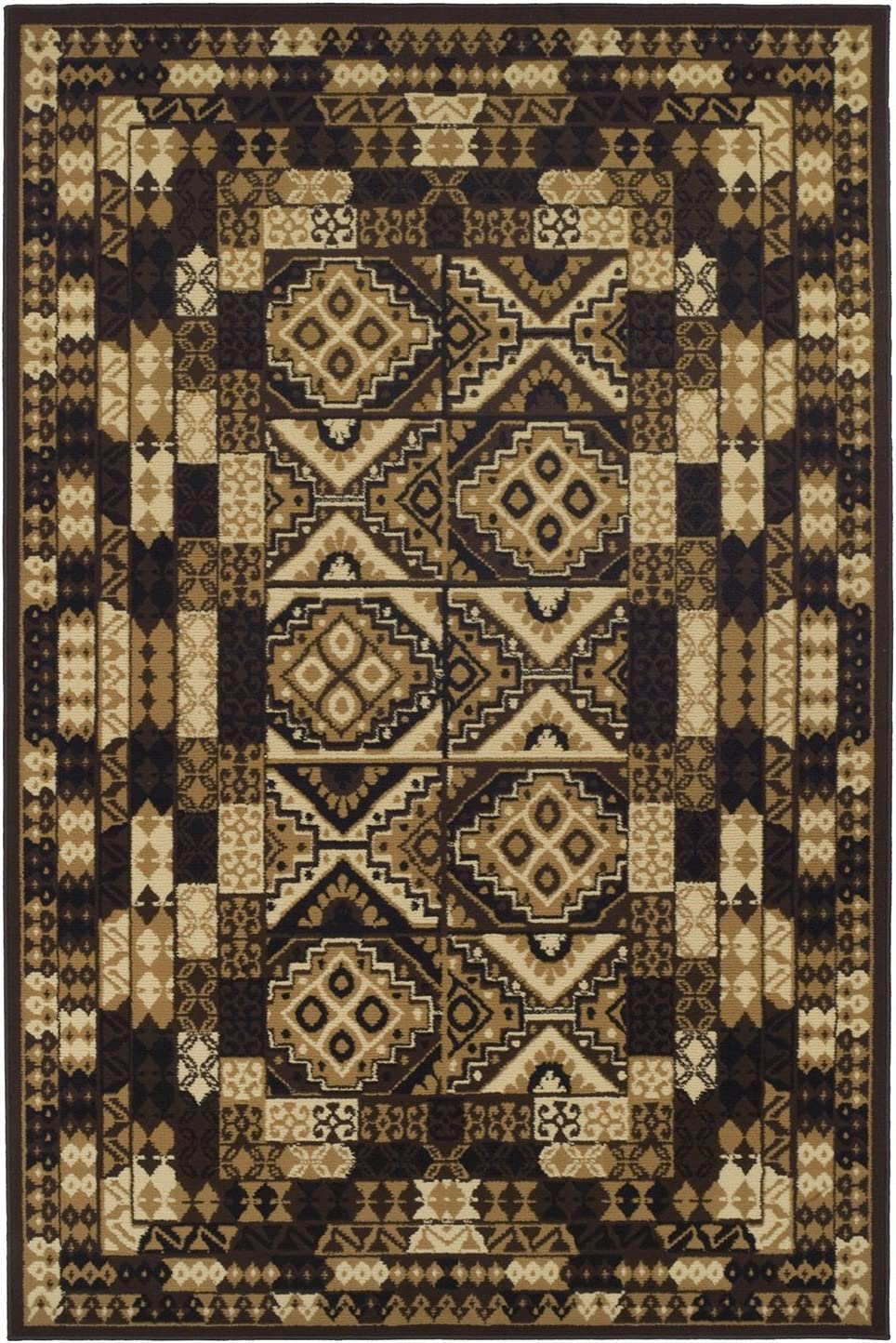 List price SUPERIOR Mosiac Collection Area Rug 8X10 All items in the store