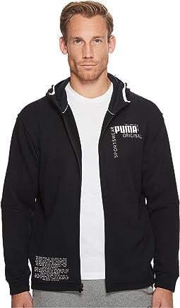 PUMA - Disrupt Full Zip Hoodie