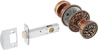 Vicenza Designs DHPA8000-AC San Michele Passage Door Handle, Standard, Antique Copper