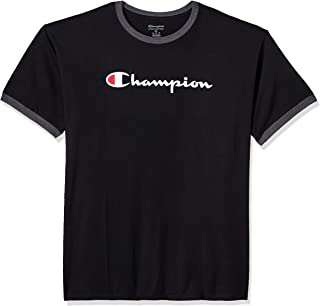 Champion Men's Jersey Ringer Tee