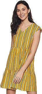 Amazon Brand - Eden & Ivy Cotton Skater Dress