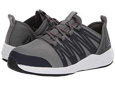 Reebok Work Astroride Work (Coal Grey/Navy) Men