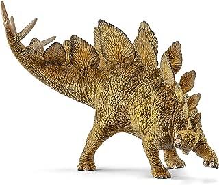 Schleich Stegosaurus Toy Figure, Brown