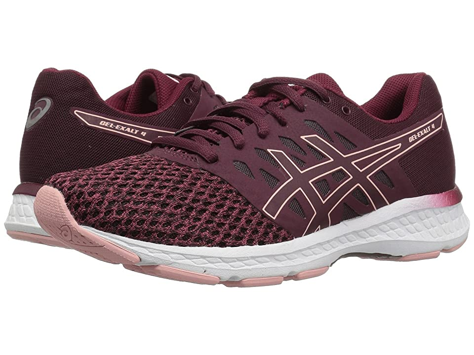 ASICS GEL-Exalt 4 (Port Royal/Frosted Rose) Women