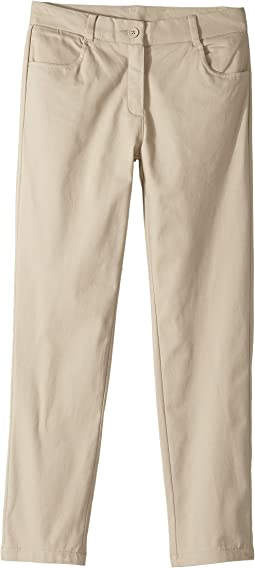 Nautica Kids - Twill Ankle Biter Pants (Big Kids)