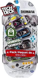 Tech Deck - 96mm Fingerboards - 4-Pack - Sk8mafia