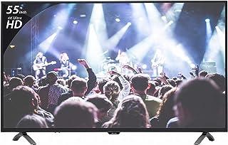 Onida 138 cm (55 Inches) 4K UHD LED Smart TV 55UIR (Black)