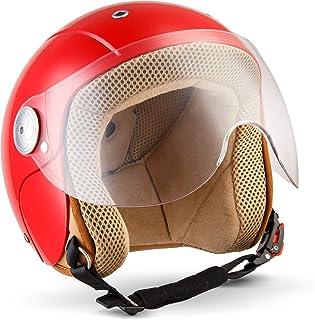 Suchergebnis Auf Für Jethelme Soxon Jethelme Helme Auto Motorrad