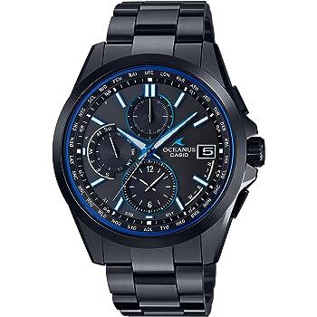 [カシオ] 腕時計 オシアナス CLASSIC 電波ソーラー OCW-T2600B-1AJF ブラック