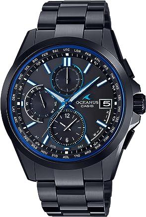 [カシオ]CASIO 腕時計 オシアナス CLASSIC 電波ソーラー OCW-T2600B-1AJF メンズ