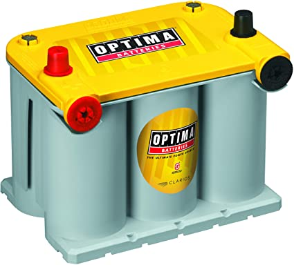 Optima OPT8042-218 Batteries 8042-218 D75/25 YellowTop Dual Purpose Battery