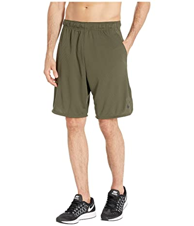 Nike Dri-FIT 9 Training Short (Cargo Khaki/Black) Men