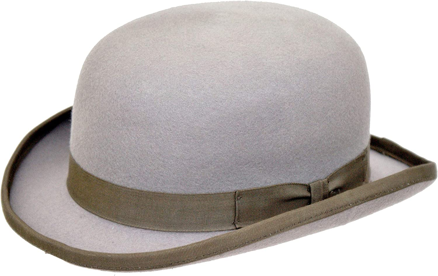Brand New Men/'s Derby Classic Formal Traditional Wool Black Fashion Bowler Hat