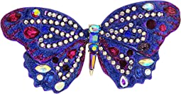 Purple Butterfly Pin